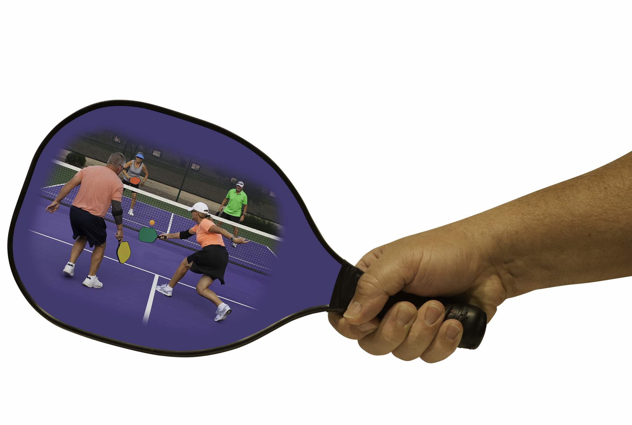 July 19 - Pickle Ball Clinic